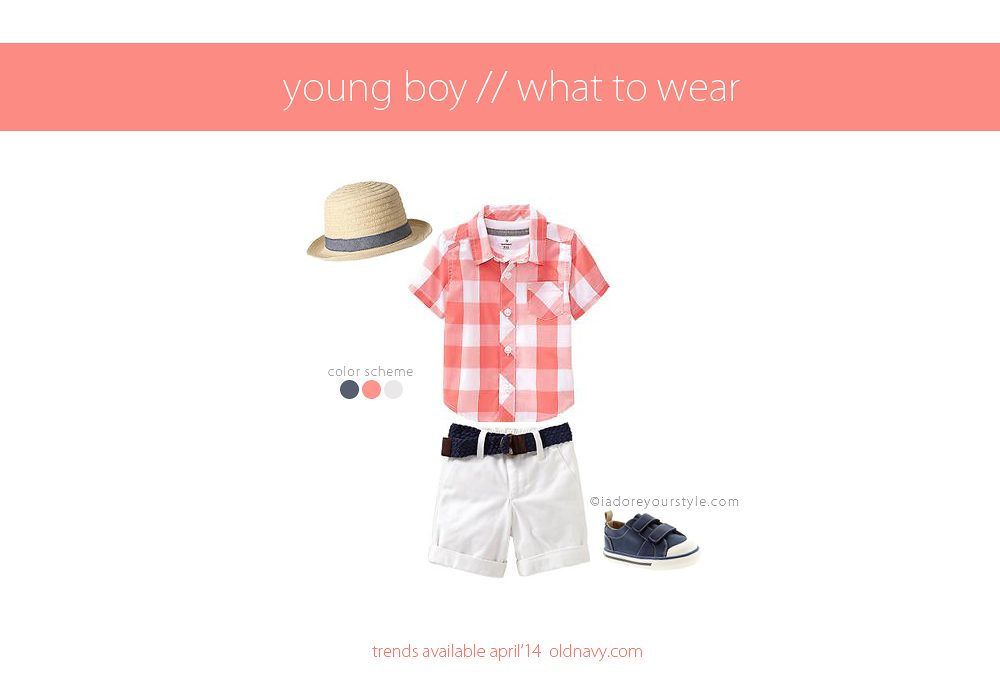 Family Fashion ~ What to Wear