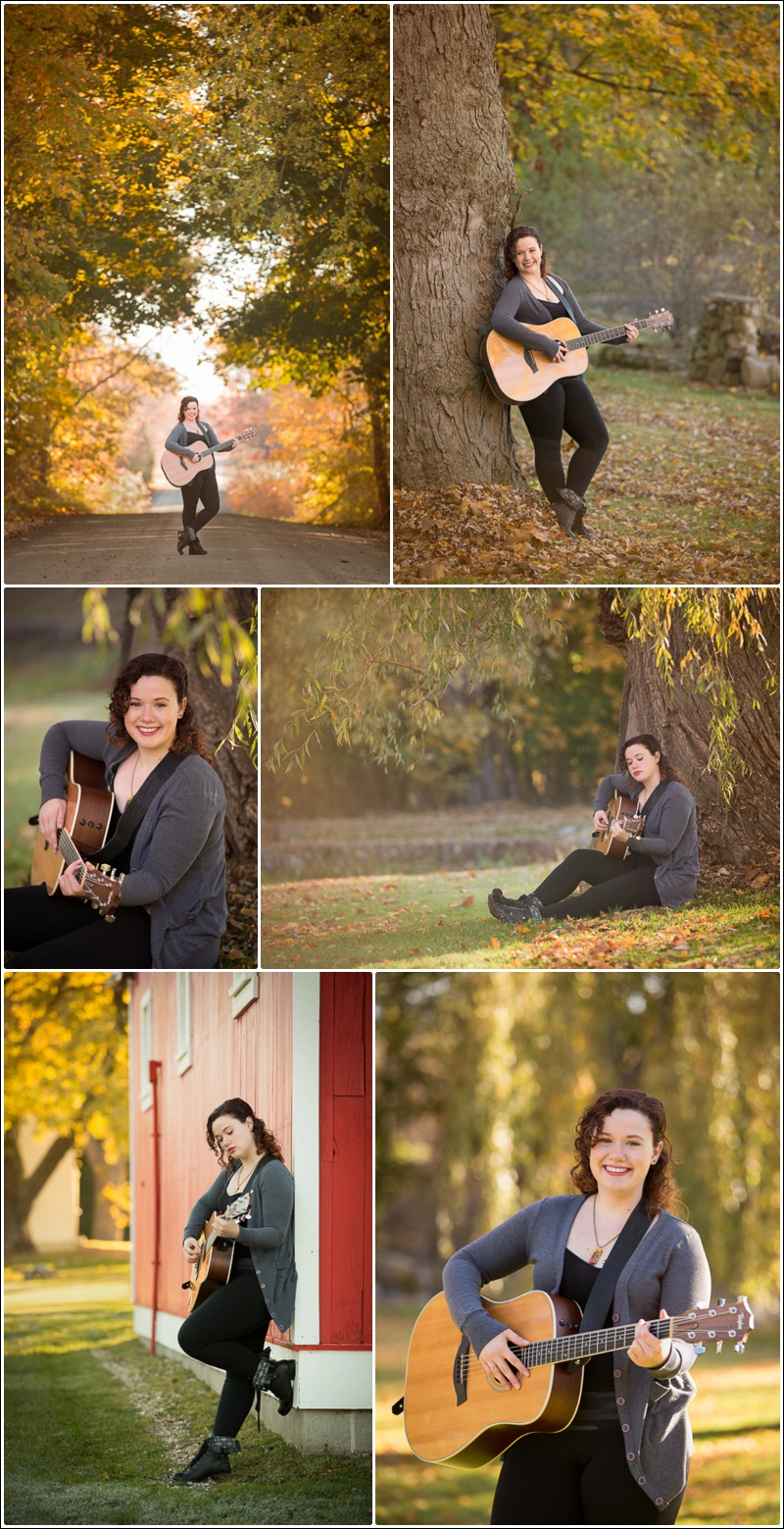 Oakland Township photographer with singer songwriter