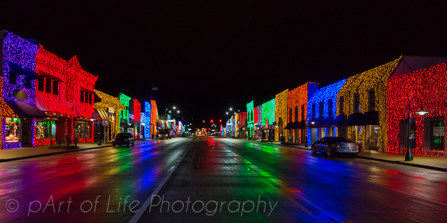Big Bright LIght Show Rochester Michigan by pArt of Life Photography