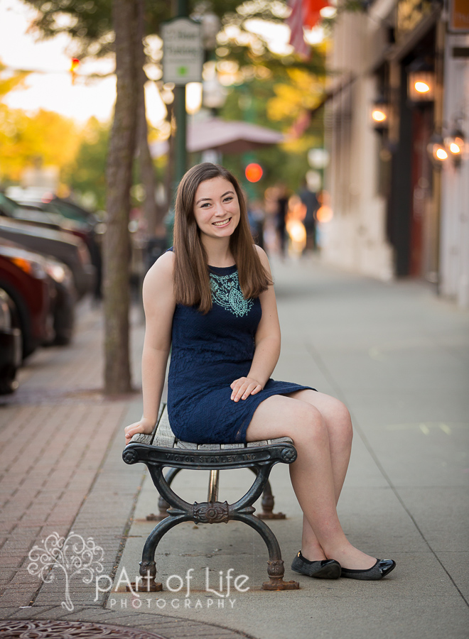 Plymouth Livonia Senior Photos