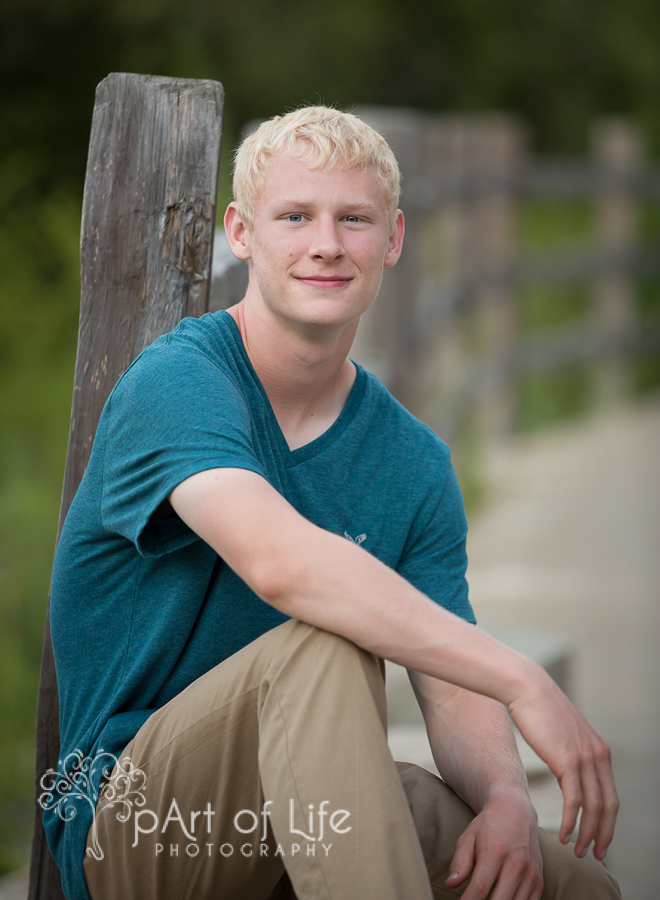 Rochester Stoney Creek Senior Photos