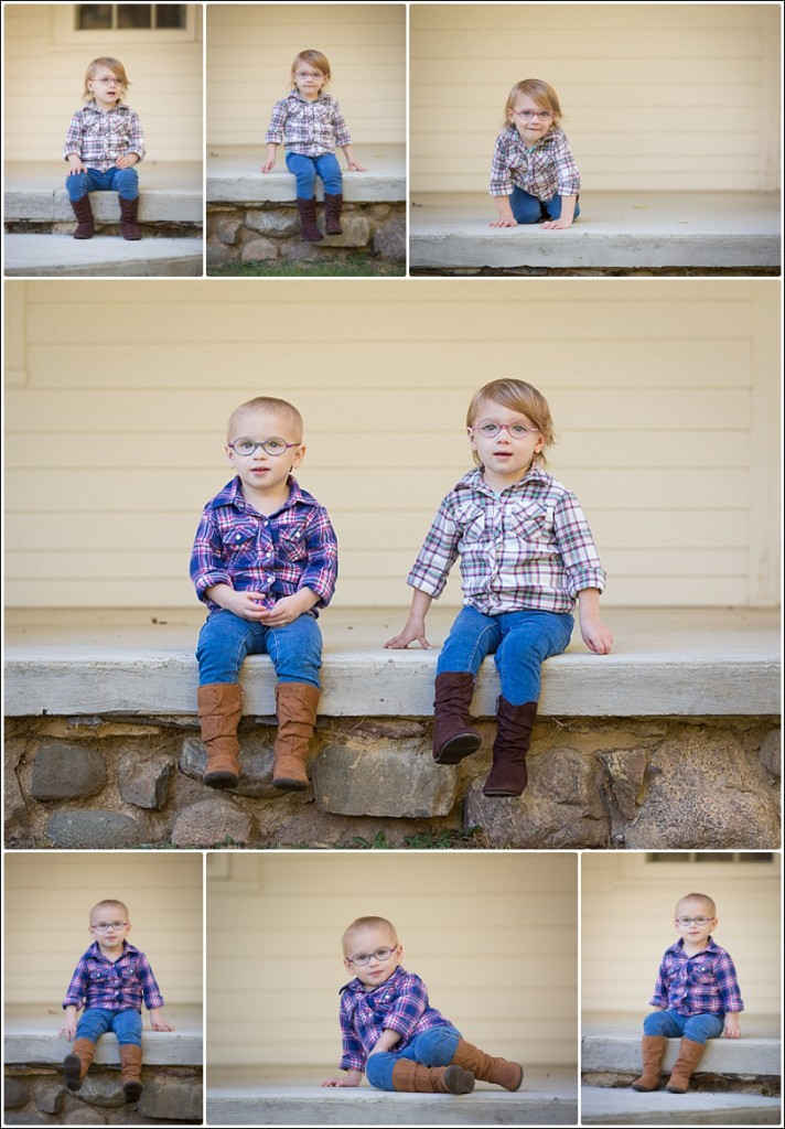 Rochester Twins Photo Session