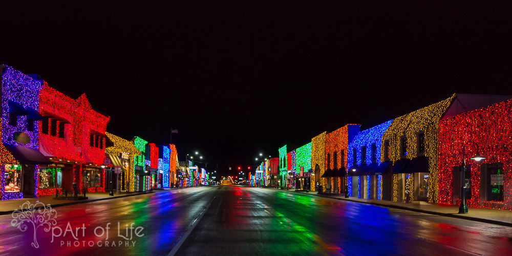 Big Bright Light Show, Rochester Michigan