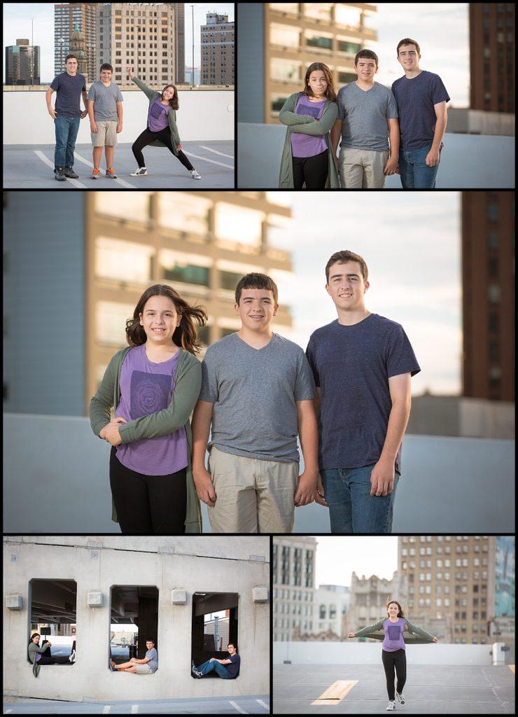 fun detroit photo session