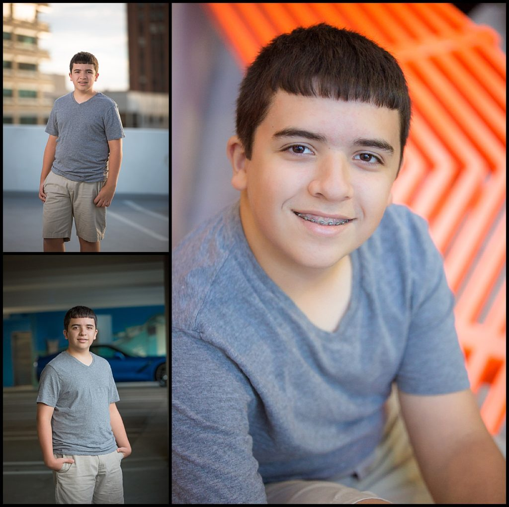 teen photo session
