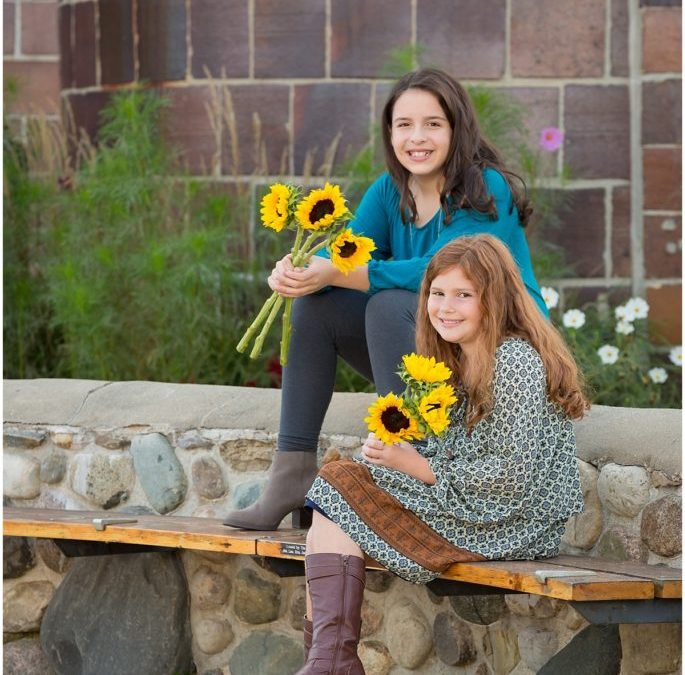 Tween friend photo session!