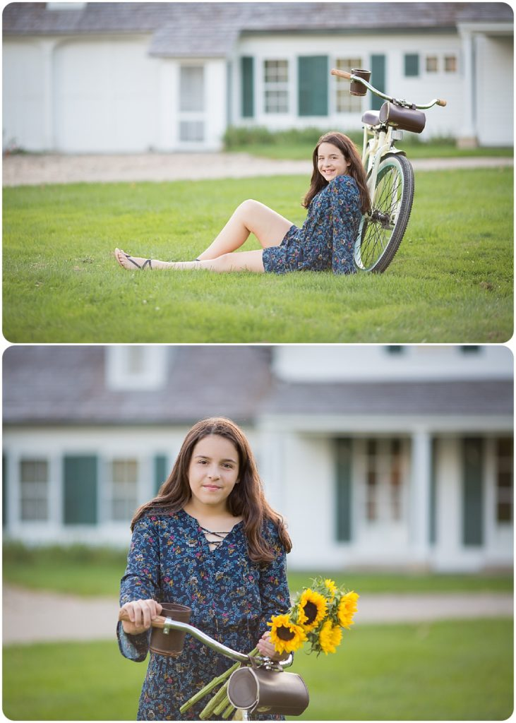 Rochester Teen and Tween photographer