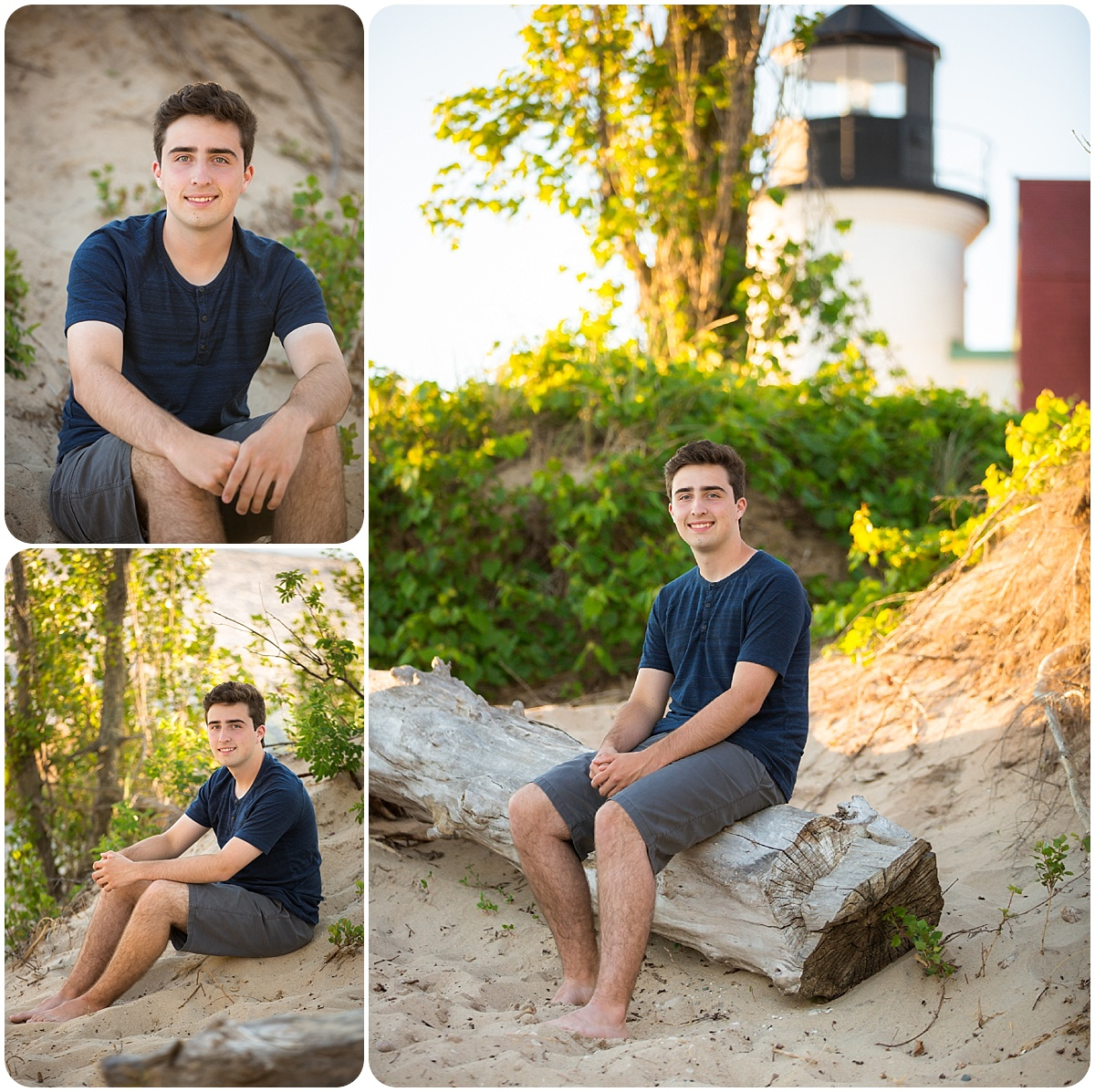 Stoney Creek Senior Photo Session