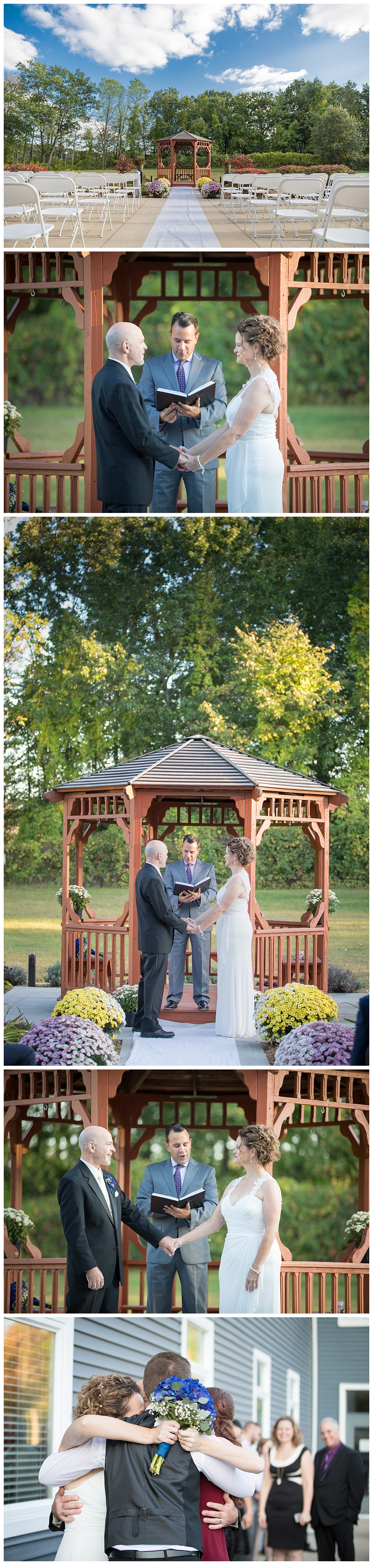 lake orion community house wedding