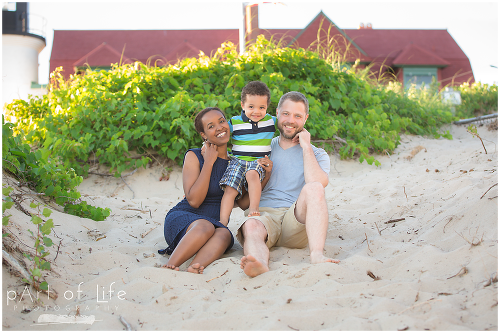 Northern Michigan Family Photo Session