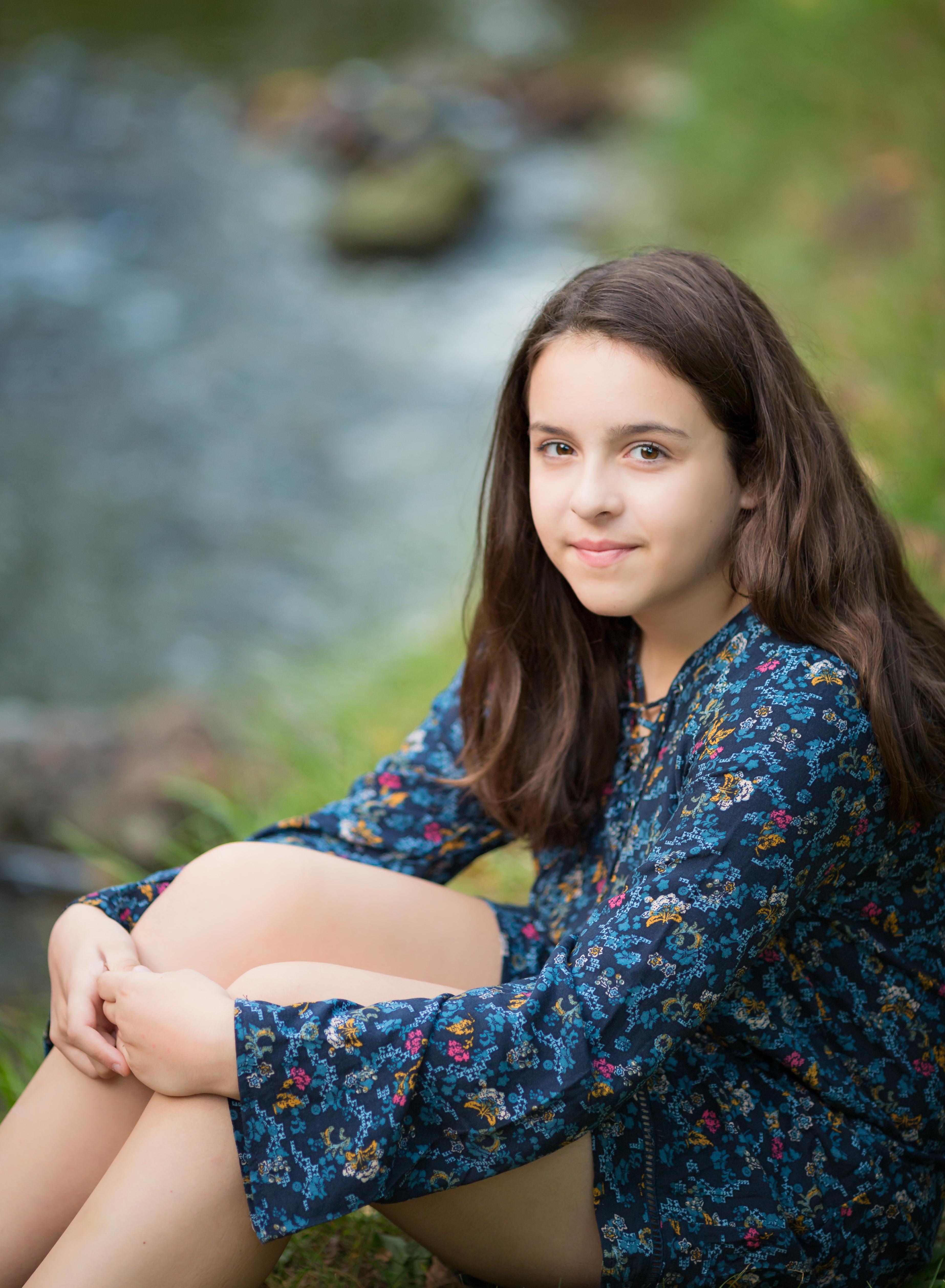 Photography of teen