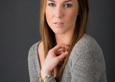 Rochester michigan modeling head shot
