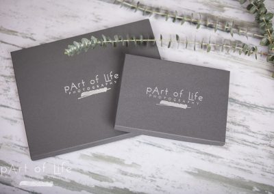 pArt of Life Photography packaging