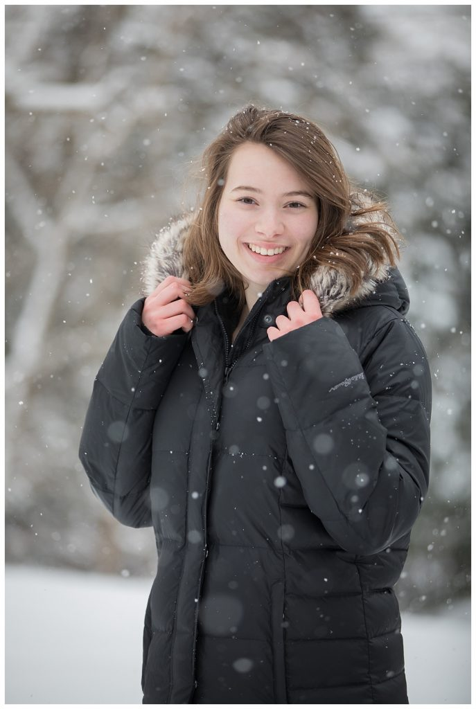 Rochester Stoney Creek Senior photo session