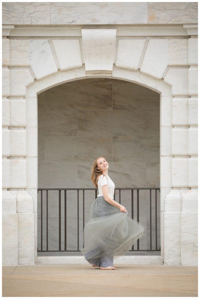 teen twirling dancing detroit