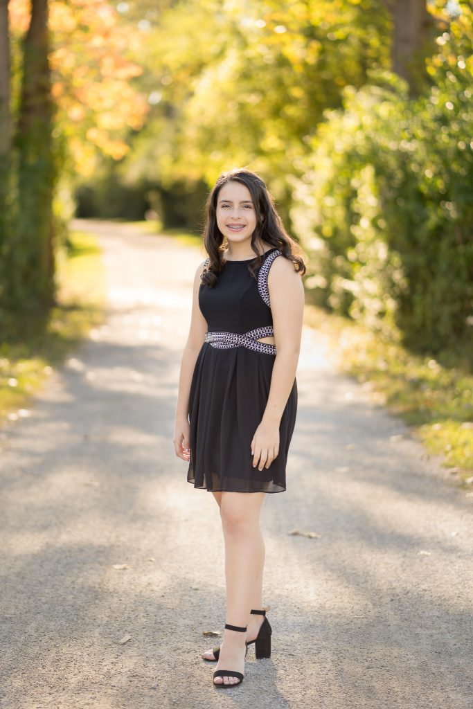 Stoney Creek Rochester Homecoming dress