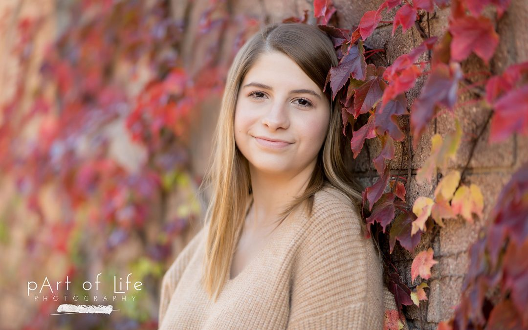 Rochester Stoney Creek High School Senior