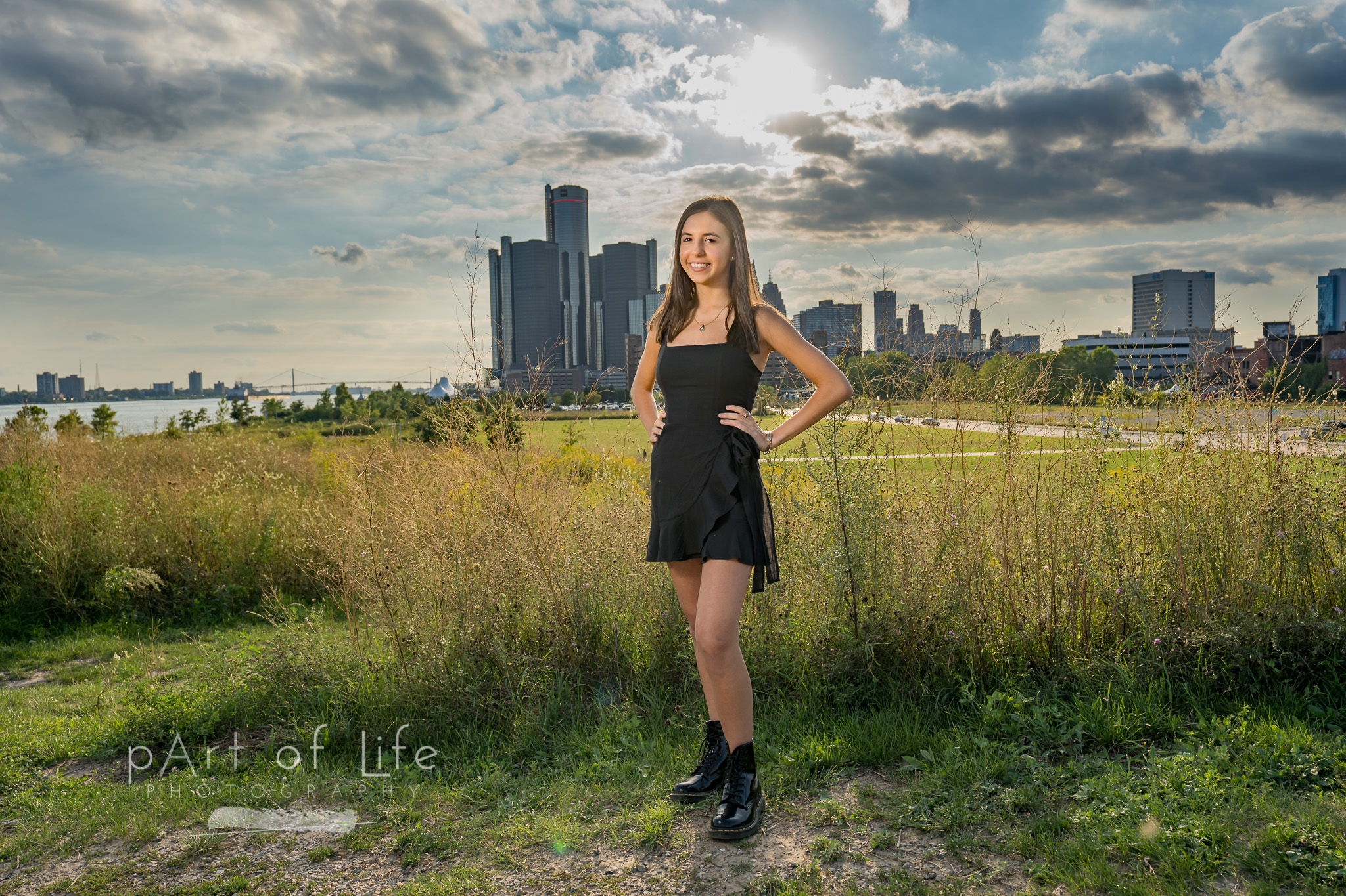 Detroit Senior Portrait Sessions