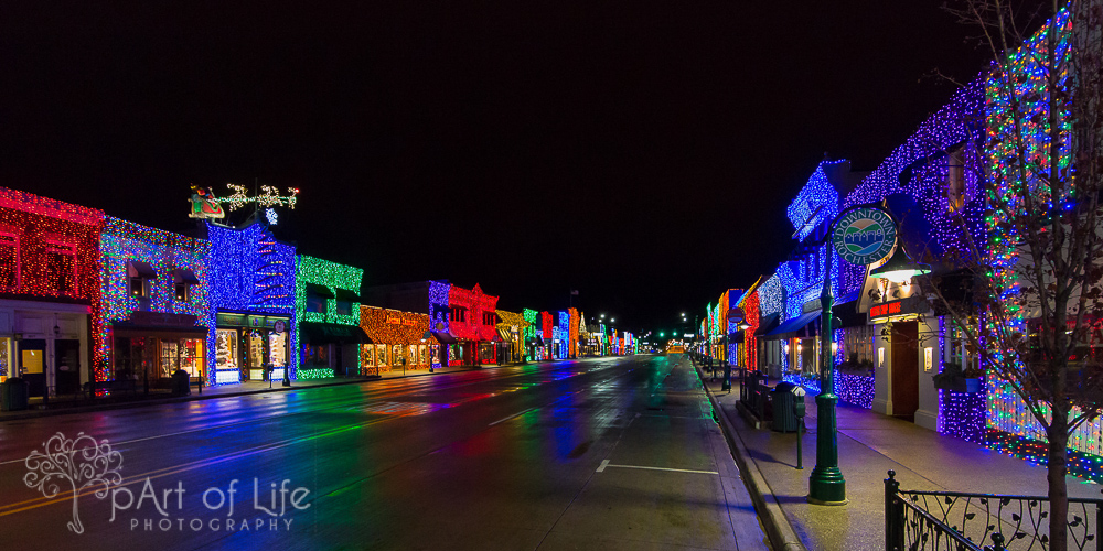 Rochester Michigan Big Bright Light Show