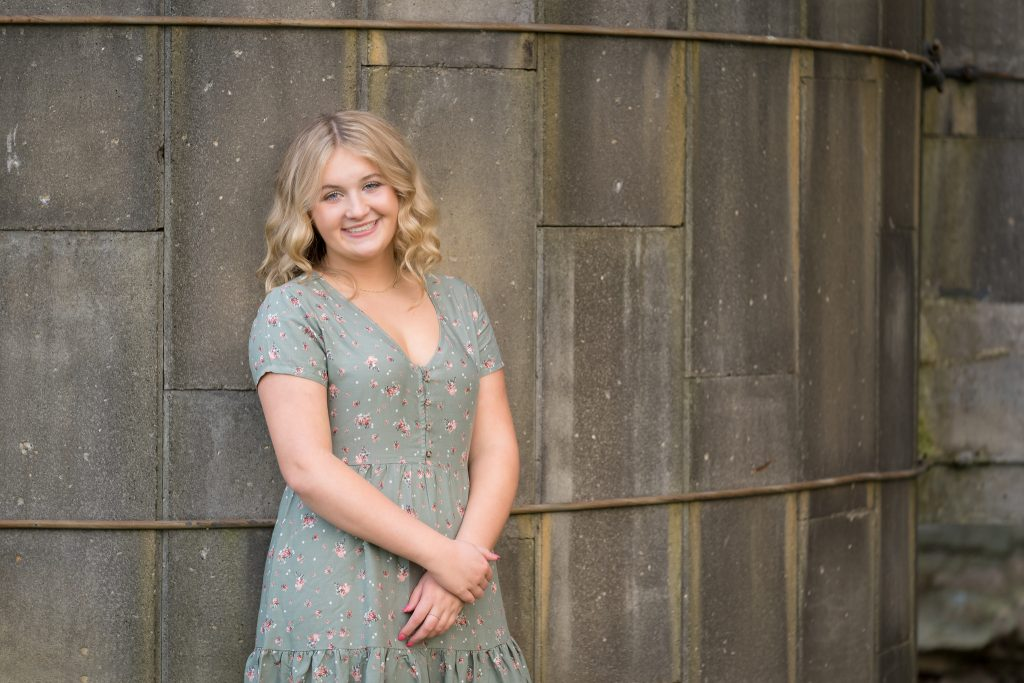 oxford high school senior portraits