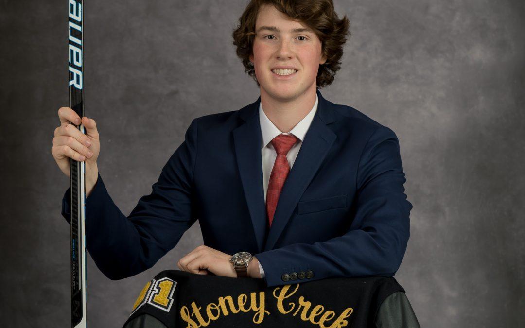 Stoney Creek Hockey Senior Portraits